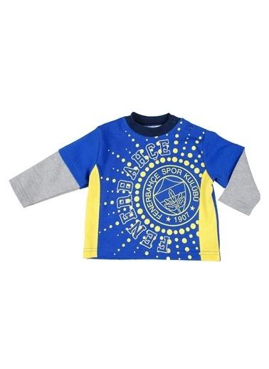 Zeynep Tekstil Sweatshirt Renkli
